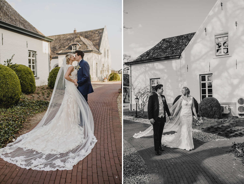 Brautpaarshooting Kasteel Daelenbroek