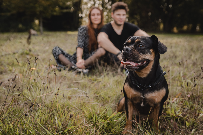 Paarshooting mit Hund in Erkelenz