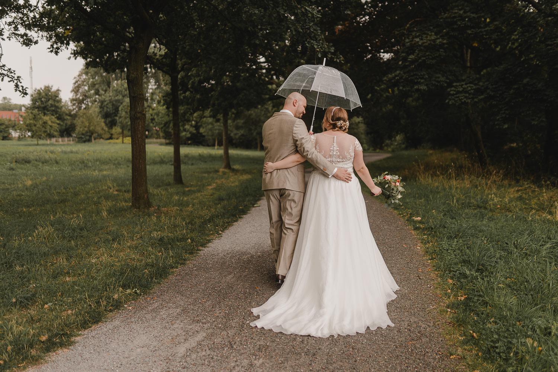 Brautpaarshooting in Duisburg
