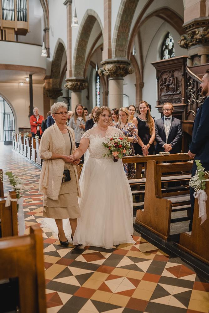 Duisburg kirchliche Hochzeit