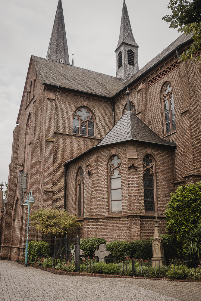 Kirche Duisburg Hochzeit
