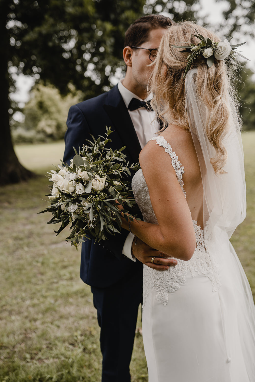 Vintage Wedding Brautpaarshooting