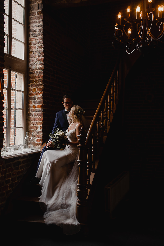 Besonderes Brautpaarshooting
