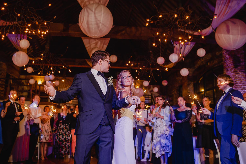 Magischer Hochzeitstanz Schinvelder Hoeve