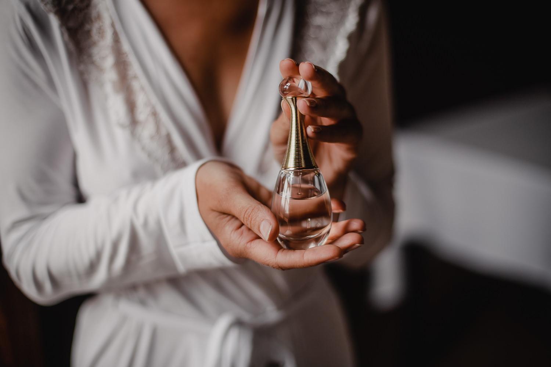 Parfum Getting Ready