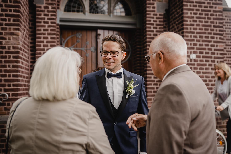 Bräutigam Vintage Wedding