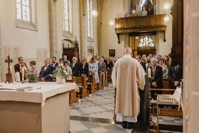 Kirchliche Trauung Hochzeit