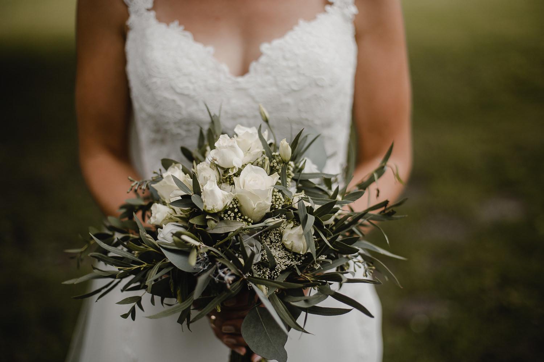 Vintage Wedding Brautstrauss