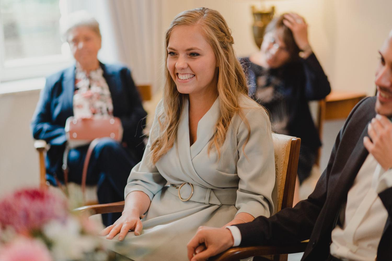 Braut im Haus Spiess Erkelenz