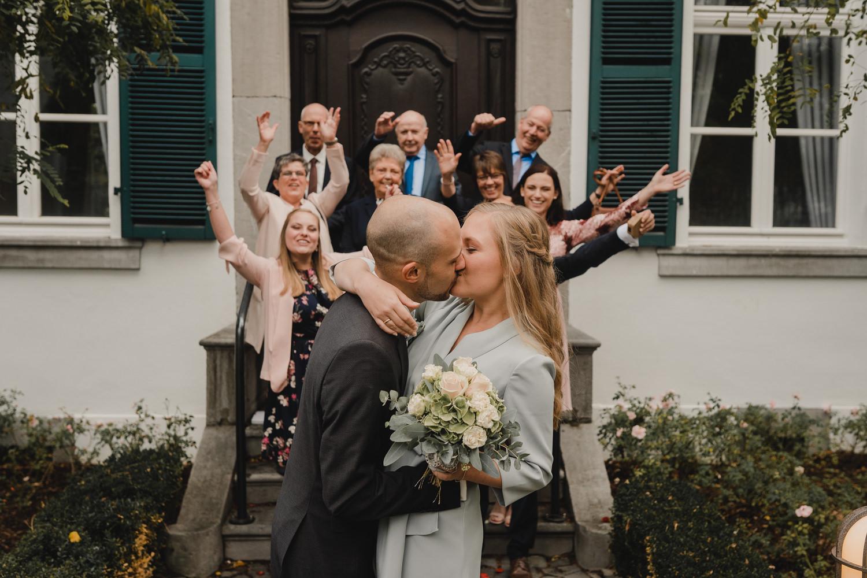 Gruppenfoto Haus Spiess Erkelenz